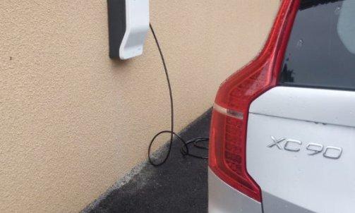 Recharge véhicule électrique Valserhône Pays de Gex