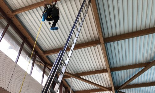 Maintenance de l'éclairage de secours Vasleo Valserhône